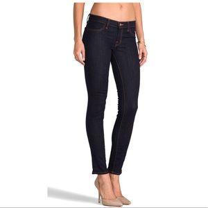 NEW J Brand Low-Rise Skinny Leg Leggings